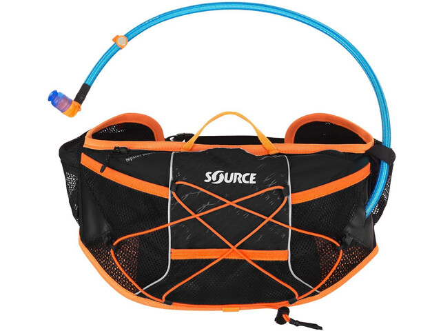 SOURCE Hipster Wave Ceinture d'hydratation 1,5L, black